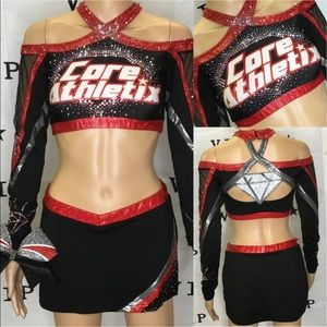 Cheer uniform Allstar core athletix